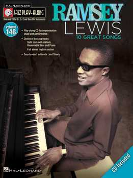 Jazz Play-Along Vol. 146 - Ramsey Lewis