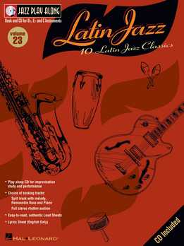 Jazz Play-Along Vol. 23 - Latin Jazz