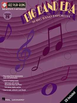 Jazz Play-Along Vol. 28 - Big Band Era