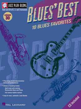 Jazz Play-Along Vol. 30 - Blues Best