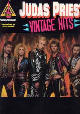 Jesse Gress - Judas Priest - Vintage Hits