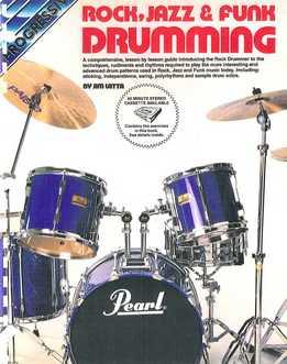 Jim Latta - Progressive Rock, Jazz And Funk Drumming