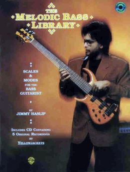 Jimmy Haslip - The Melodic Bass Library