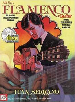 Juan Serrano - Flamenco Guitar - Basic Techniques