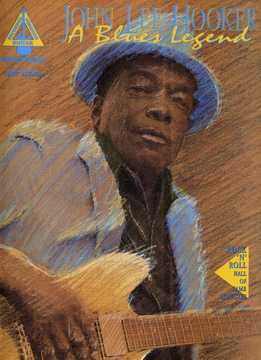 Lenny Carlson - John Lee Hooker - A Blues Legend