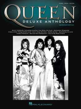 Queen - Deluxe Anthology Songbook