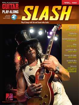 Guitar Play-Along Vol. 143 - Slash