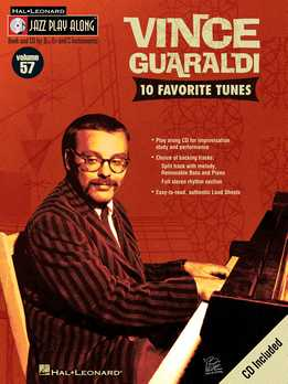 Jazz Play-Along Vol. 57 - Vince Guaraldi