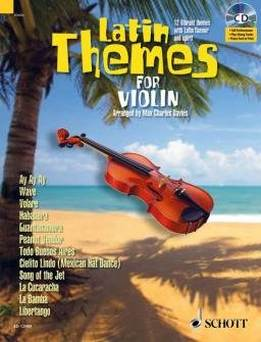Latin Themes Tor Violin