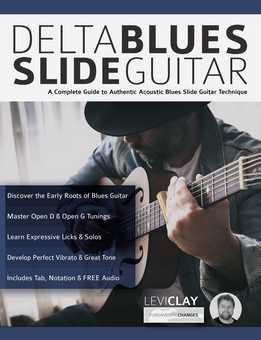 Levi Clay - Delta Blues Slide Guitar