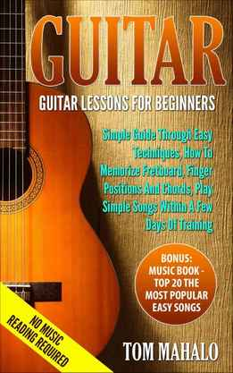 Tom Mahalo - Guitar For Beginners