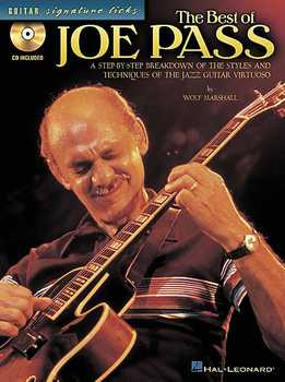 Wolf Marshall - Best Of Joe Pass - Guitar Signature Licks