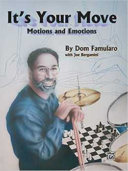 Dom Famularo - Its Your Move