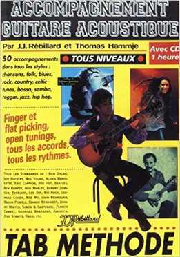 JJ Rébillard - Accompagnement Guitare Acoustique