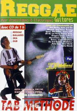 JJ Rébillard - Reggae Guitar