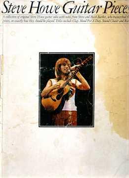 Steve Howe Guitar Pieces