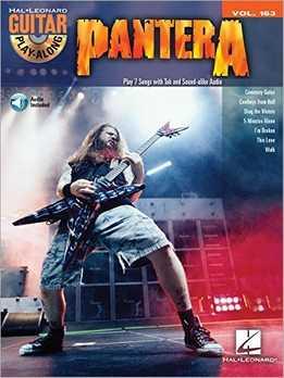 Guitar Play-Along 163 - Pantera