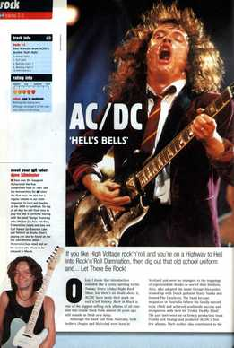 Dave Kilminster - ACDC - Hell's Bell's