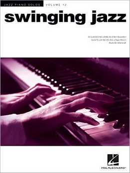 Jazz Piano Solos Vol. 12 - Swinging Jazz