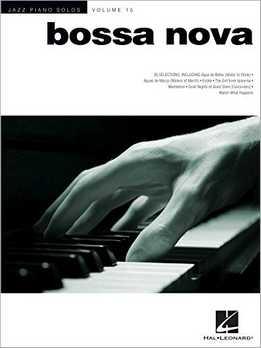 Jazz Piano Solos Vol. 15 - Bossa Nova