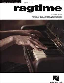 Jazz Piano Solos Vol. 55 - Ragtime