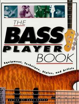 Karl Coryat - The Bass Player Book