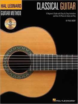 Paul Henry - Classical Guitar Method