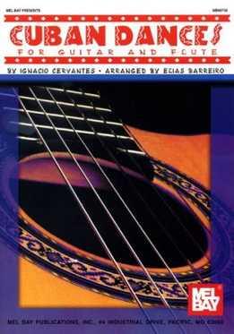 Ignacio Cervantes - Cuban Dances For Guitar And Flute