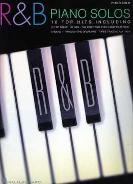 R&B Piano Solos