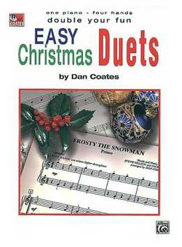 Dan Coates - Easy Christmas Duets