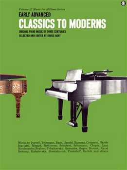 Denes Agay - Early Advanced Classics To Moderns