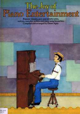 Denes Agay - The Joy Of Piano Entertainment