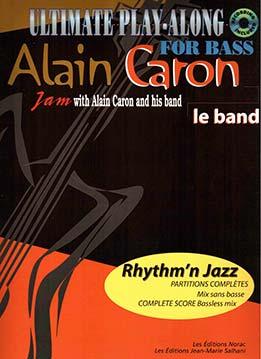 Alain Caron - Rhythm'n Jazz