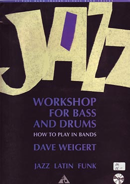 Dave Weigert - Workshop for bass and drums. How to play in bands - 1996