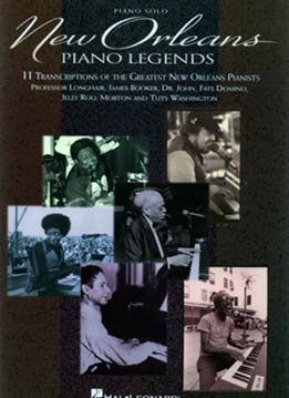 New Orleans Piano Legends Piano Solo