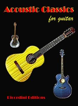 acoustic classics for guitar