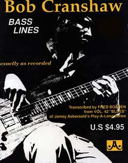 Aebersold - Vol 042 - Bob Cranshaw Bass Lines