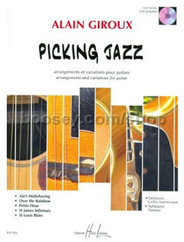 Alain Giroux - Picking Jazz
