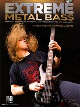 Alex Webster - Extreme Metal Bass