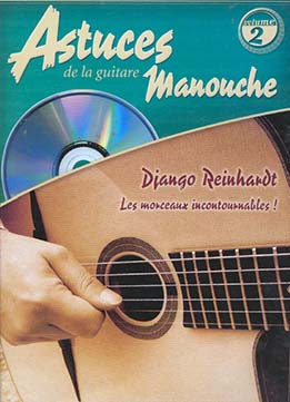 Angelo Debarre - Astuces De La Guitare Manouche Vol.2