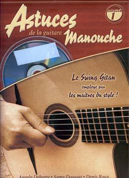 Angelo Debarre - Astuces De La Guitare Manouche