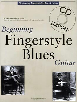 Arnie Berle and Mark Galbo - Beginning Fingerstyle Blues Guitar