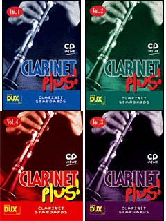 Arturo Himmer - Clarinet Plus! Clarinet Standards