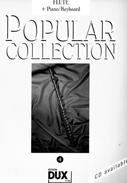 Arturo Himmer - Popular Collection Vol. 4 (Flute Solo)