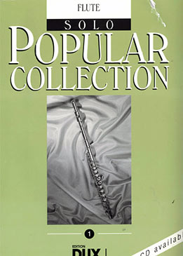 Arturo Himmer - Popular Collection Vol.1 (Flute Solo)