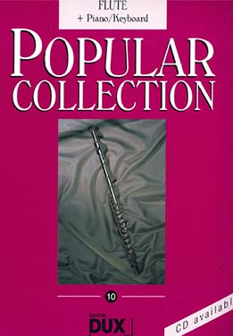 Arturo Himmer - Popular Collection Vol.10 (Flute Solo)