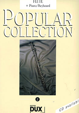 Arturo Himmer - Popular Collection Vol.2 (Flute Solo)