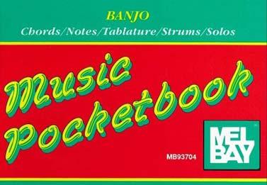 Banjo - Music Pocketbook