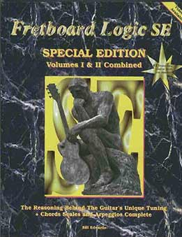 Bill Edwards - Fretboard Logic SE