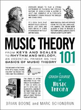 Brian Boone And Marc Schonbrun - Music Theory 101